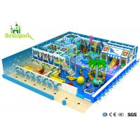 Best Colorful Indoor Play Spaces For Toddlers , Indoor Playground For 1 Year Old wholesale