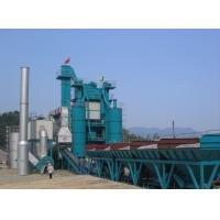 Quality 2000KG Mixer Capacity 50mm Rockwool Asphalt Mixing Plant With Nomex Bag wholesale