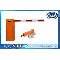 Best 6 second Car Parking Barrier Gate  for Hospital / Building / Government wholesale