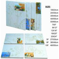 Best Premier Art Painting Canvas For Printing 100% Natural Cotton Paulownia Or Fir Wood wholesale