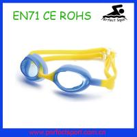Best Fashion kid swim goggle wholesale