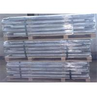 China Pier / piling Aluminum Anode for seawater and offshore structures on sale