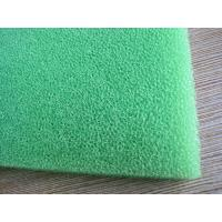 China Sound Resistant Industry Air Filter Foam Sheets Noise Reduction on sale