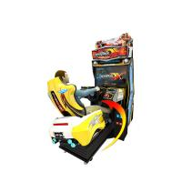 Best Coin Operated Car Racing Arcade Game Machine, Driving Car Video Games wholesale