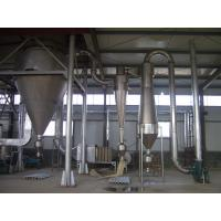China Explosionproof small lab scale spray dryer , milk spray dryer plant industrial drying machine 4600 × 22500mm on sale