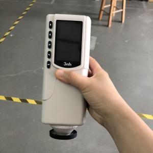 Best 4mm Aperture CIE Lab Precision Colorimeter 3NH NR110 wholesale