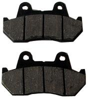Buy cheap Motorcycle Brake Systems brake pad B003 from wholesalers