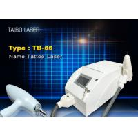 Quality Pigmentation Removal Tattoo Removal Laser Equipment , 1064nm 523nm Nd Yag Laser for Eyebrow Eliminate wholesale
