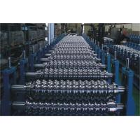 Quality Hydraulic Cutting Trapezoidal Metal Deck Roll Forming Machine LB38-200-1000 wholesale