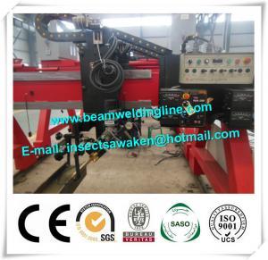 Steel Structure Horizontal Box Beam Production Line H Beam Welding Machine