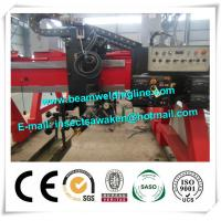 Cheap Steel Structure Horizontal Box Beam Production Line H Beam Welding Machine for sale