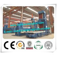 Quality DX Series H Beam End Face Milling Machine / Surface Milling Machine 1200*1500mm wholesale