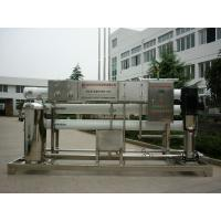 Best Fiber Glass Reverse Osmosis Water Treatment System With EDI System1M3 / hr Manual wholesale