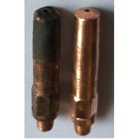 China MIG Welding Contact Tip for CO2 Gas shielding Welding on sale