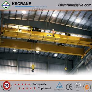 Best Heavy Duty Electric Industrial Double Beams Bridge Crane wholesale