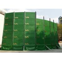 Best Temporary Sound Barriers Wall Customized Dimension Noise Absorption and Reduction 27dB 40dB wholesale