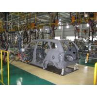 Car Manufacturing Assembly Line