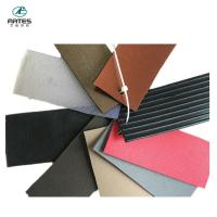 Best Car Accessories Non Slip Dashboard Mat 5D Leather Material With Good Hand Feeling wholesale