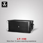 Best Line Array Speaker@10inch 2-way Line Array Live Speaker Sound System For Stage Perfomance LT-110 wholesale