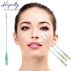 Best Facial Absorbable suture thread lift beauty korea 4D lifting cog PDO thread wholesale