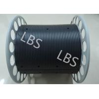 Best Lebus Grooves Sleeves For Aluminium Winch Drums On Aircraft Application Lifting wholesale