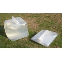 Best Hot sell good quality and low price LDPE collapsible jerry can for carrying water, oil, po wholesale
