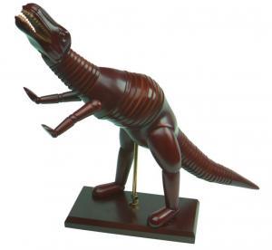 Best Dinosaur / Diplodoucus Animal Manikin Wooden Artist Model Chinese Juniper Material wholesale