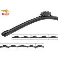Cheap Car Window Wiper Blades Flat Wiper Blade Leading Desgin Easy To Replacement for sale