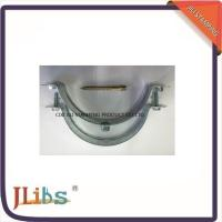 Quality Professional M8 Galvanized Pipe Clamps With Multicolor Pleated wholesale