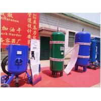 Best Large Capacity Vertical Air Receiver Tank With Flange Connector Medium Pressure wholesale