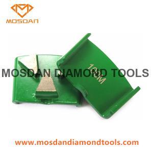 Best Ez Change Holder Triple Triangles Grinding Plates For Concrete tools wholesale