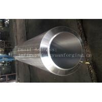Best S355NL Hot Rolled Forged Bar Forged Sleeves Pipe With PED Certificate Machined wholesale