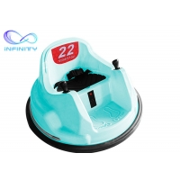 Best Wholesale Colorful Plastic Battery Operated Electric Toddler Remote Control Bumper Kids Round Spining Bumper Car Ride wholesale