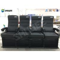 Best 2DOF 4D Cinema Equipment For Update 3D Theater 50-150 Seats To Attract More People wholesale