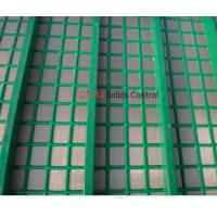 Cheap High quality API shale shaker screen replacement of Aipu solids for sale