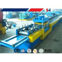 Quality Automatic Metal Galvanized Iron Steel Door Frame Roll Forming Machine with CE Certificate wholesale