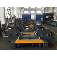 Best Gray Painting  Fit-up  Conventional Welding Rotator Vessel Diameter 700mm - 5000mm WIth 2×2.2Kw wholesale