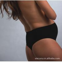 Best Black Ultra-Soft Maternity Briefs Seamless Sexy Design For Maternity wholesale