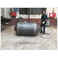 Best Carbon Steel Vertical / Horizontal Air Receiver Extra Replacement Tank For Air Compressor wholesale