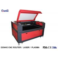 Best Red Color CO2 Laser Engraving Machine with Leetro Control System For Acrylic / Wood wholesale