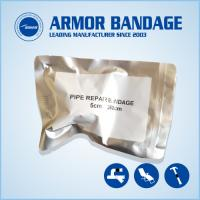 Best Industry 2inch Black Repair Bandage Cast Bandage Handale Tube Repair Bandage CE Certificate Fiberglass Armor Wrap Tape wholesale