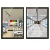 Buy cheap 23mm depth Framelss Magnetic LED Light Box Front Open Changing Image from wholesalers
