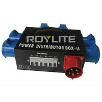 Best Three Phase CEE 32A Portable Power Distribution box , CE standard wholesale