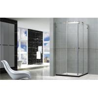 Best 8MM Tempered Glass Frameless Shower Enclosures With Mirror Color Self - Cleaning wholesale