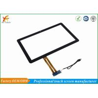 Best Capacitive KTV Touch Screen Overlay Kit 21.5 Inch , 10 Point Multi Touch Panel wholesale