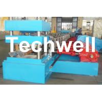 Best 2 - 4mm W Beam Wave Guardrail Roll Forming Machine for Making Highway Guardrail wholesale