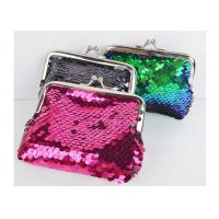 Best Fashion Sequin Coin Purse Bag Lady Cosmetic Bag Mermaid sequined purse Makeup Bag wholesale