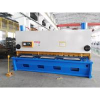 Cheap Hydraulic Guillotine Shear Metal Shearing Machine Cutting 16mm Stianle Steel for sale
