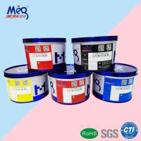 Best Offset Printing Machine Uv Resistant Printer Ink Plastic For PVC Bank ID Cards wholesale