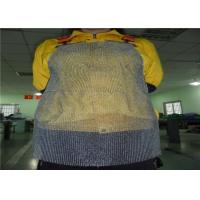 Best Safety Wire Mesh Stainless Steel Apron For Protection Industry wholesale